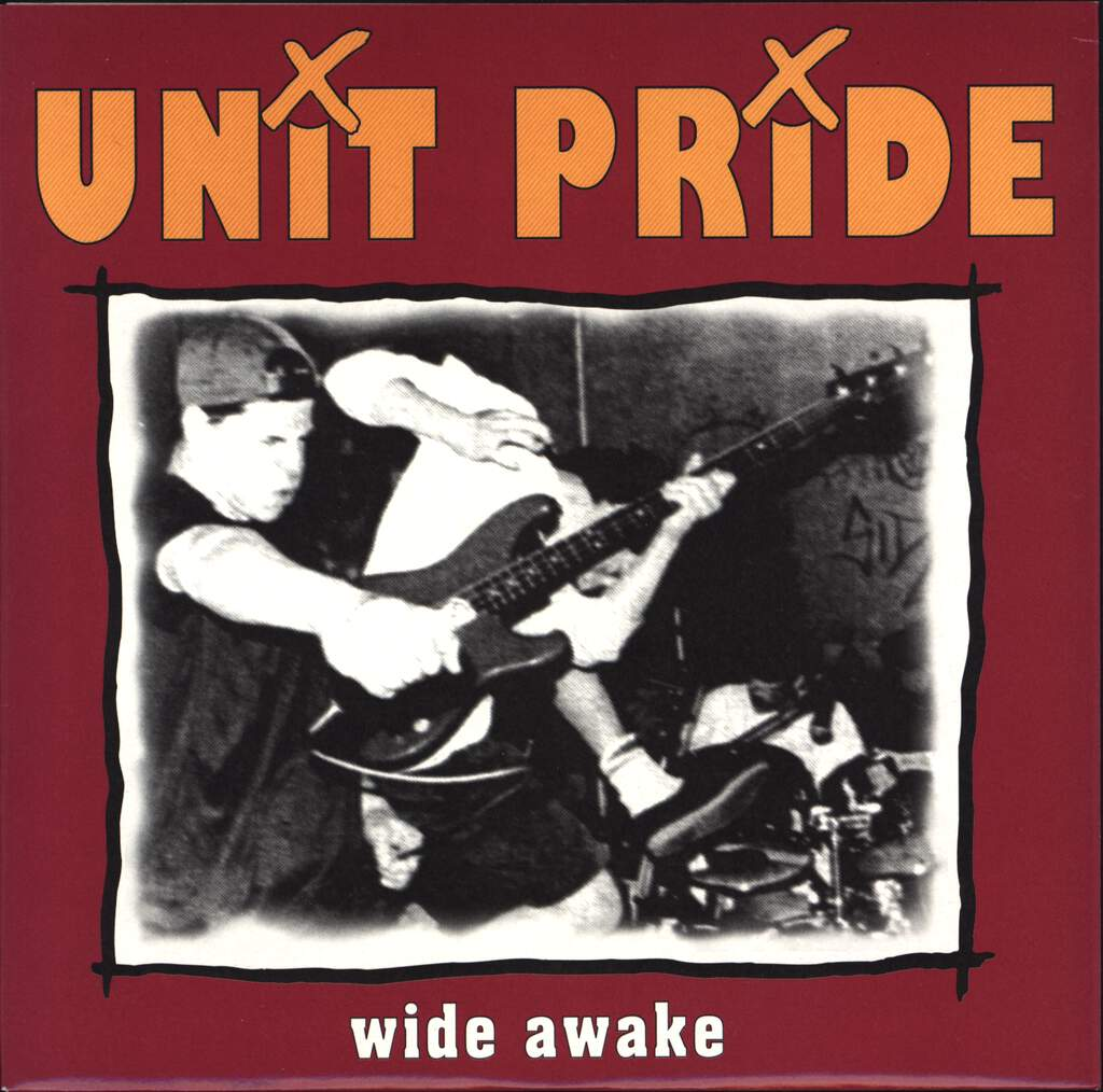 "Unit Pride: Cornerstone / Unit Pride, 7"" Single (Vinyl)"