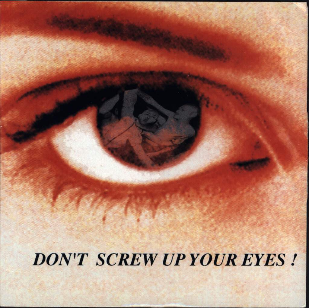 "Gruesome: Don't Screw Up Your Eyes, 7"" Single (Vinyl)"