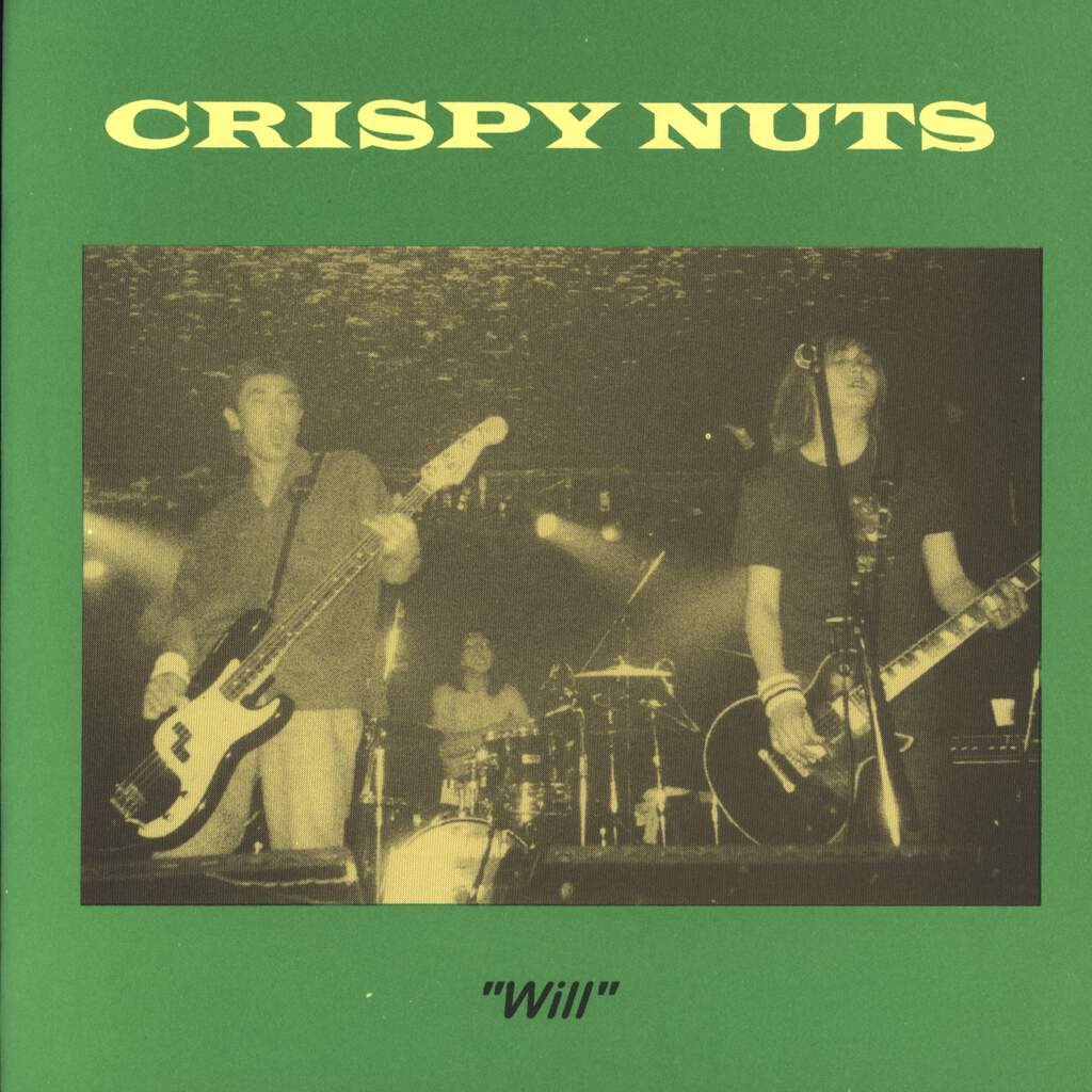 "Crispy Nuts: Will, 7"" Single (Vinyl)"