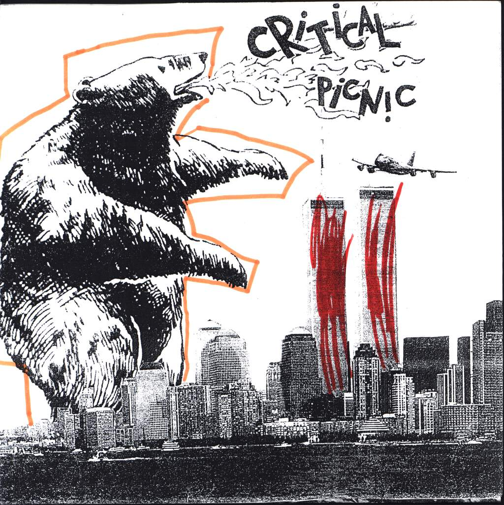 "Critical Picnic: Critical Picnic, 7"" Single (Vinyl)"