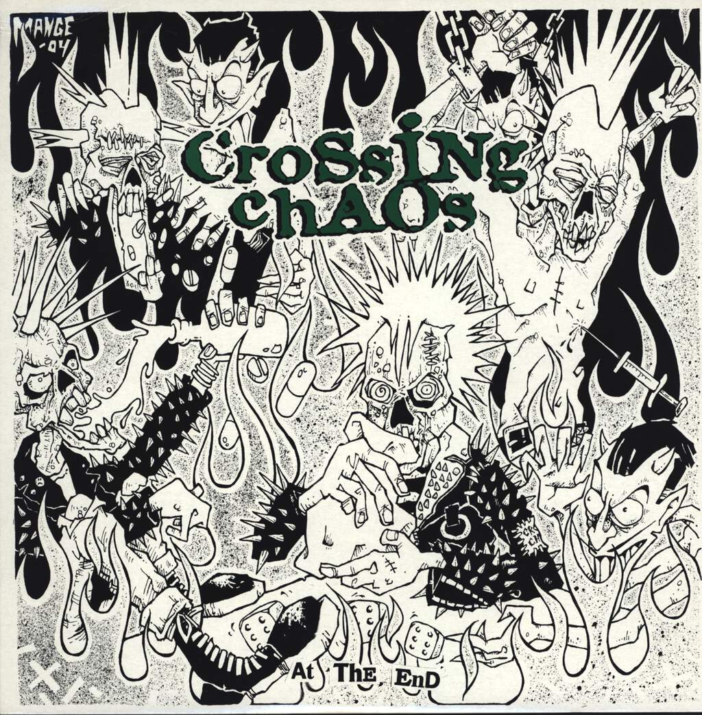 Crossing Chaos: At The End, LP (Vinyl)