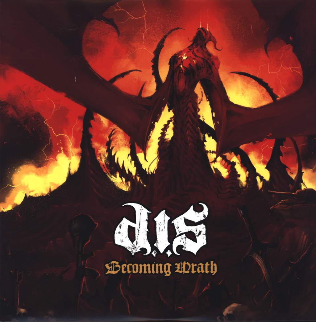Destroyed In Seconds: Becoming Wrath, LP (Vinyl)