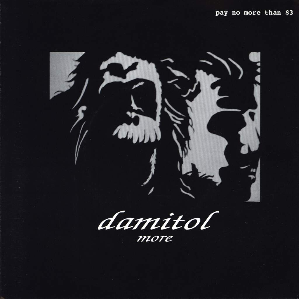 "Damitol: More, 7"" Single (Vinyl)"