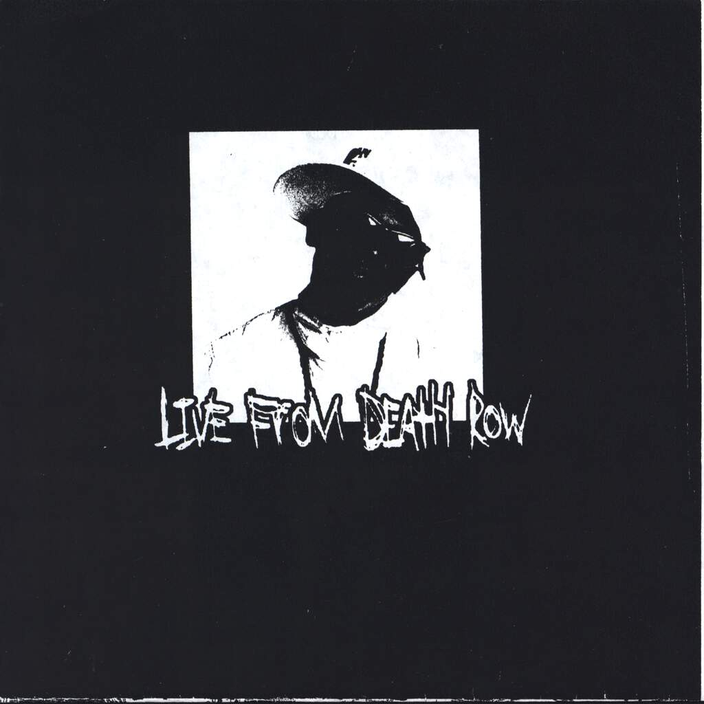 "Live From Death Row: Live From Death Row / Dartboard Split, 7"" Single (Vinyl)"