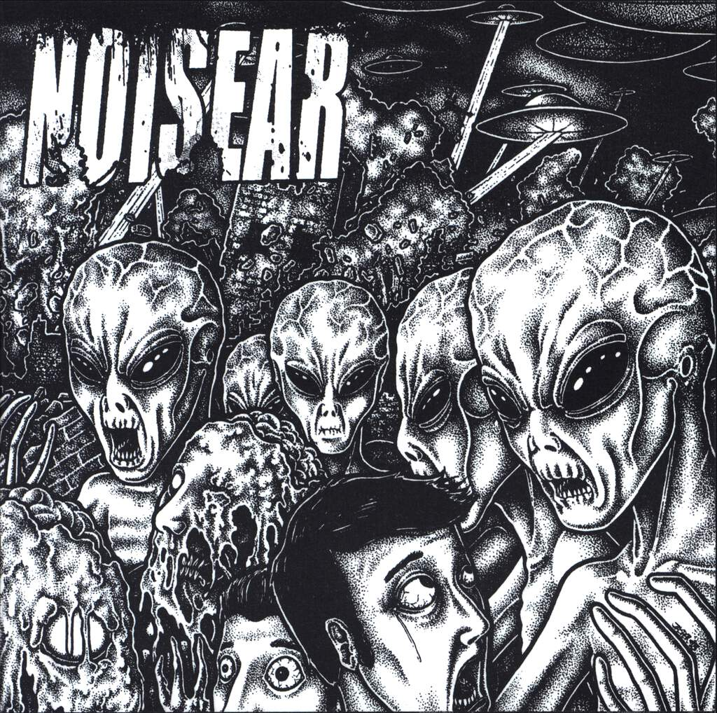 "Noisear: Noisear / Dead Church, 7"" Single (Vinyl)"
