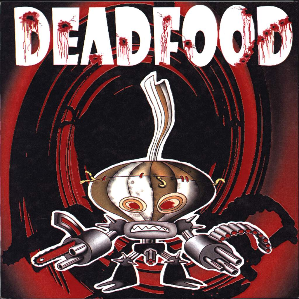 "Deadfood: Deadfood / Irritate, 7"" Single (Vinyl)"