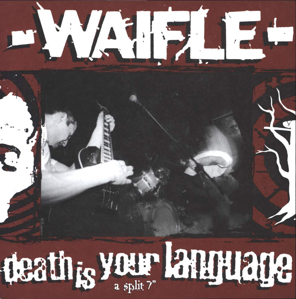 "Waifle: A Split 7"", 7"" Single (Vinyl)"