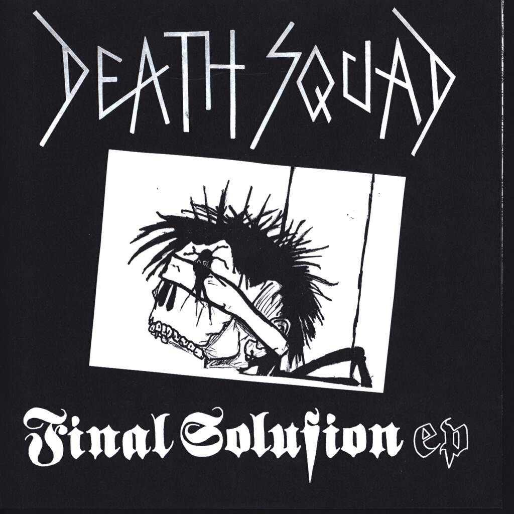 "Death Squad: Final Solution E.P., 7"" Single (Vinyl)"