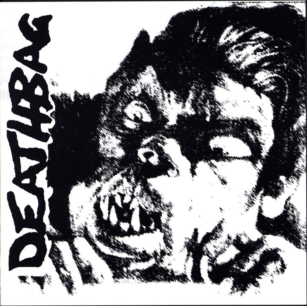 "Deathbag: Deathbag / Witch Hunt, 7"" Single (Vinyl)"
