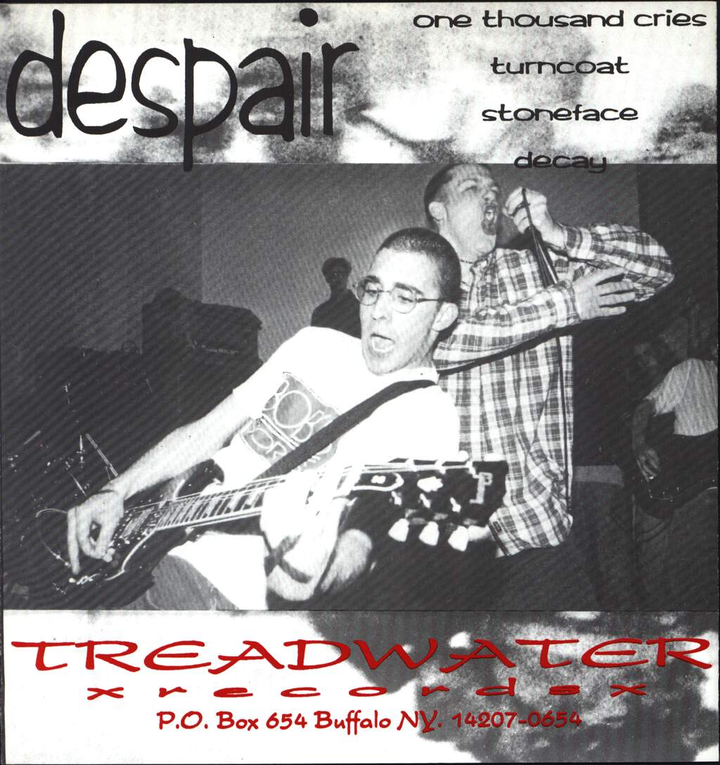 "Despair: One Thousand Cries, 7"" Single (Vinyl)"