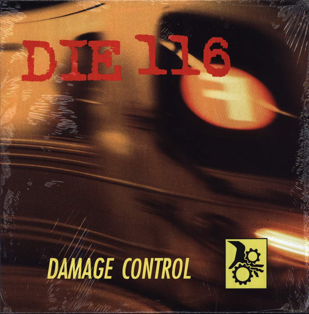 Die 116: Damage Control, Mini LP (Vinyl)
