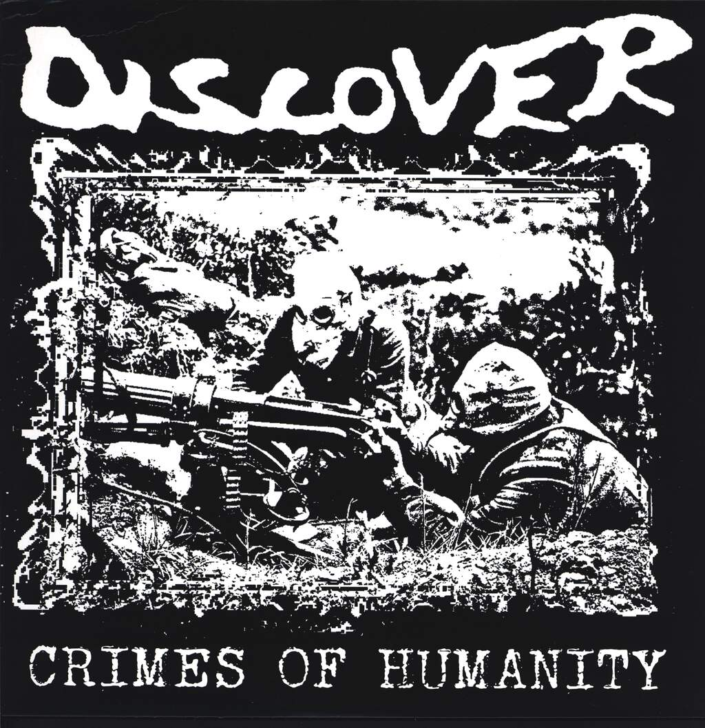 "Discover: Crimes Of Humanity, 12"" Maxi Single (Vinyl)"