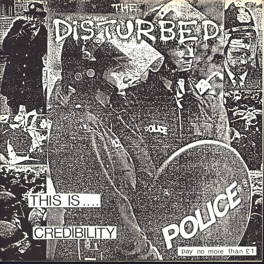 "The Disturbed: This Is.... Credibility, 7"" Single (Vinyl)"