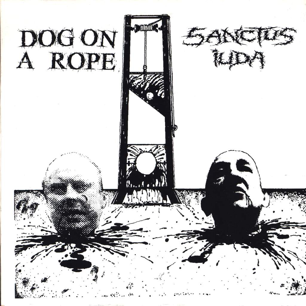"Dog On A Rope: Dog On A Rope / Sanctus Iuda, 7"" Single (Vinyl)"