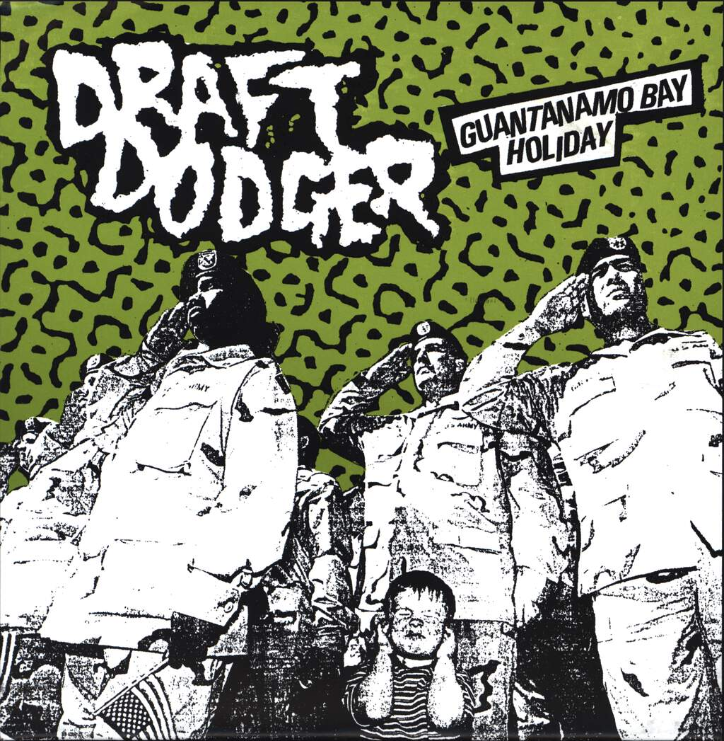 "Draft Dodger: Guantanamo Bay Holiday, 7"" Single (Vinyl)"