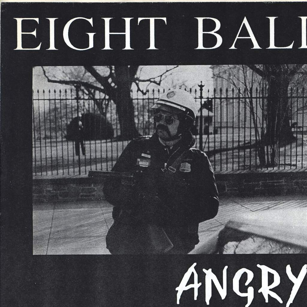 "Eight Ball: Angry, 7"" Single (Vinyl)"