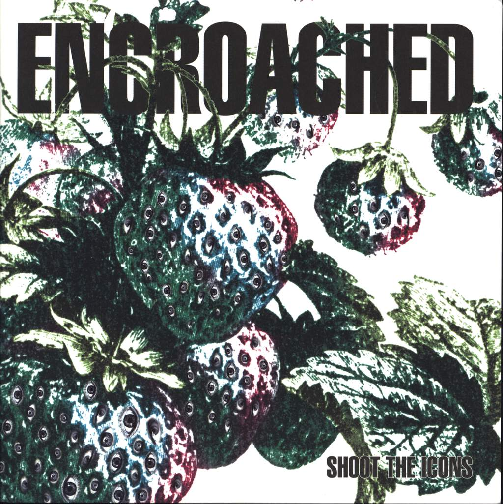 "Encroached: Shoot The Icons, 7"" Single (Vinyl)"