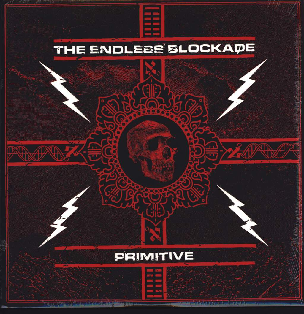 The Endless Blockade: Primitive, LP (Vinyl)
