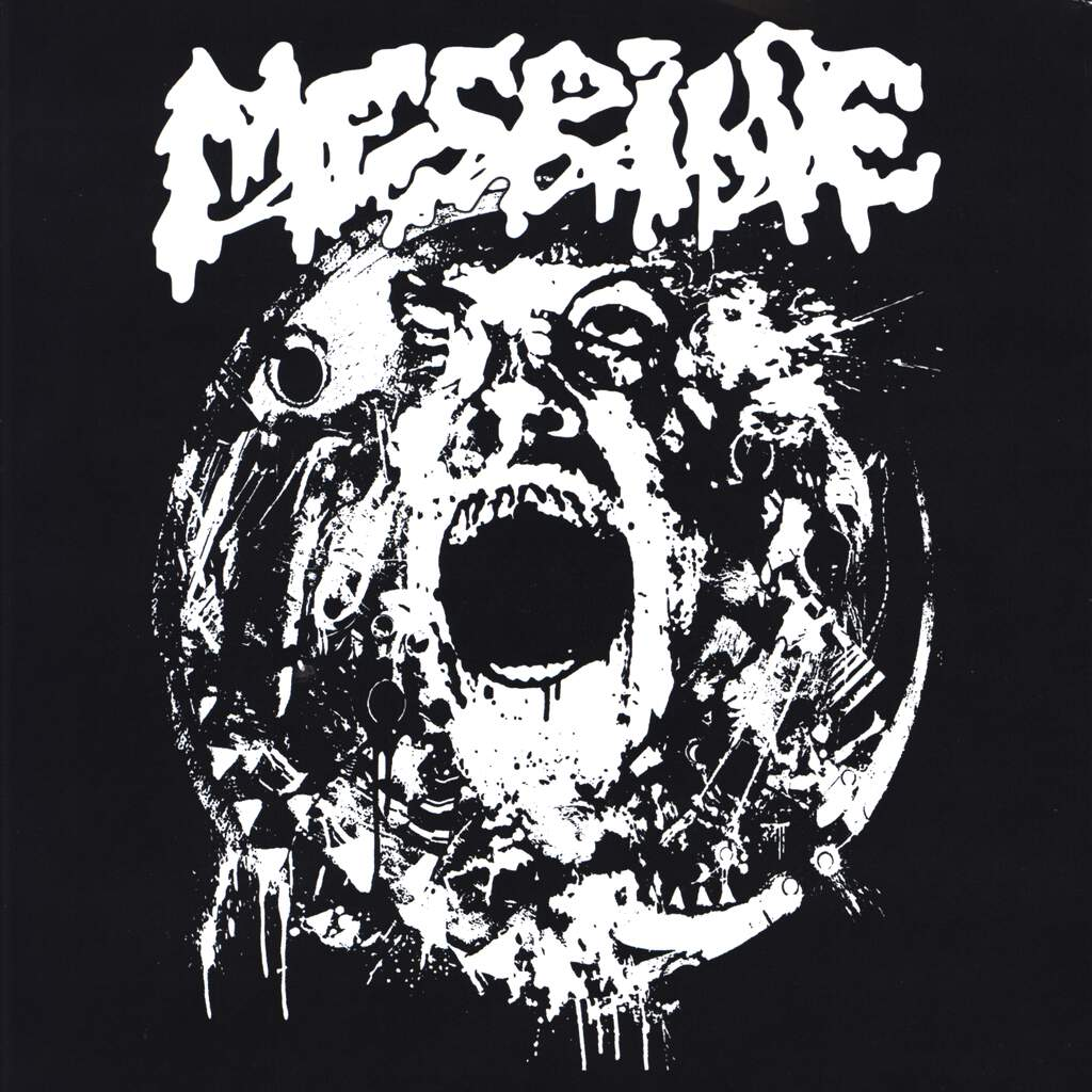 "Entrails Massacre: Entrails Massacre / Mesrine, 7"" Single (Vinyl)"