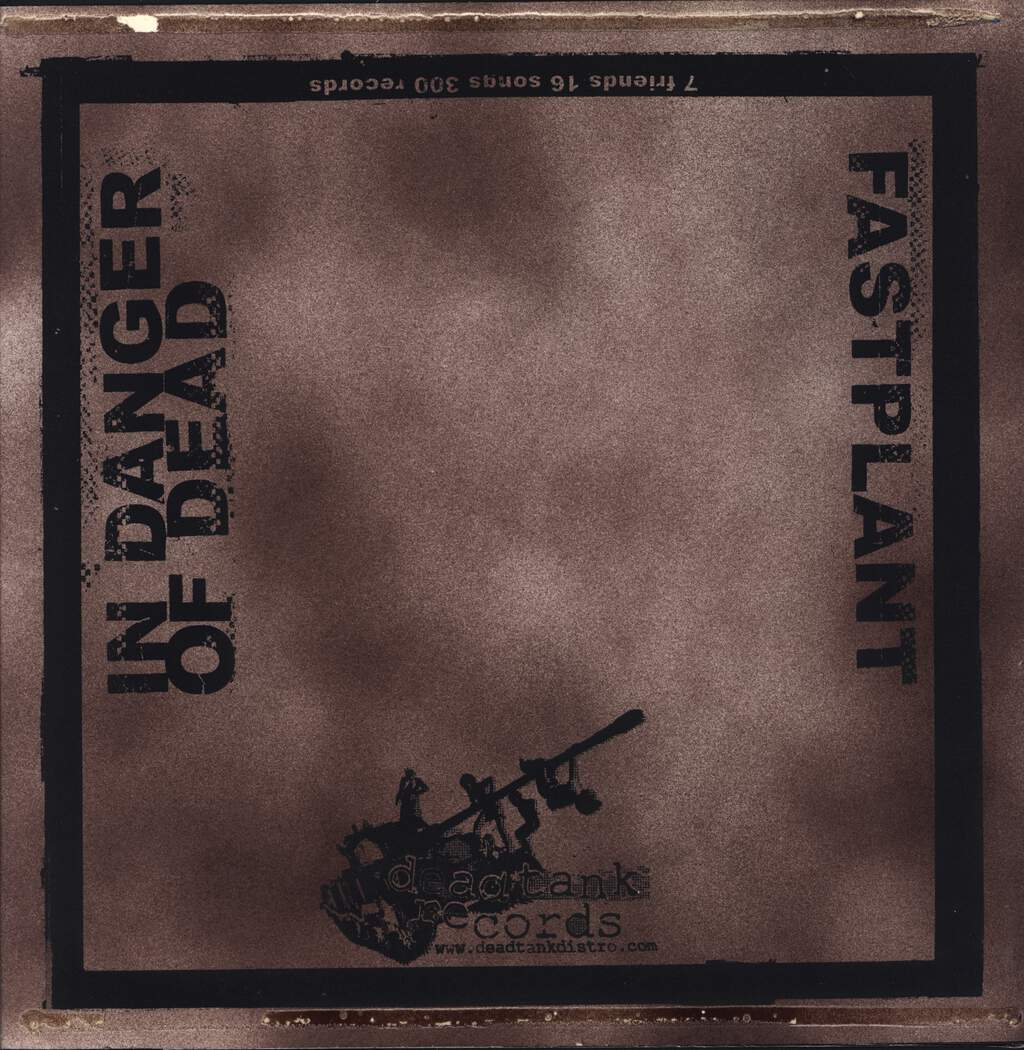 In Danger Of Dead: Brothers Of Board, Partners In Ply, LP (Vinyl)