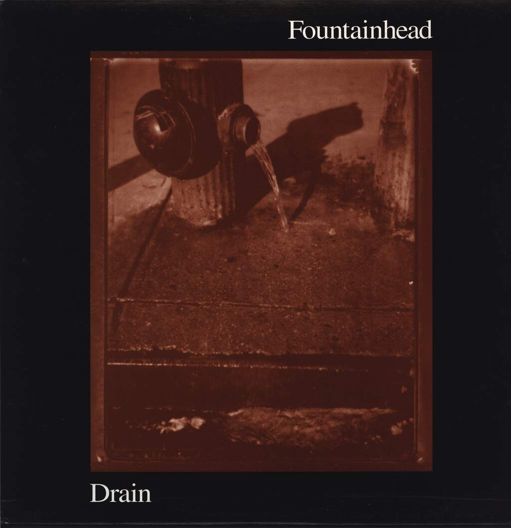 Fountainhead: Drain, LP (Vinyl)