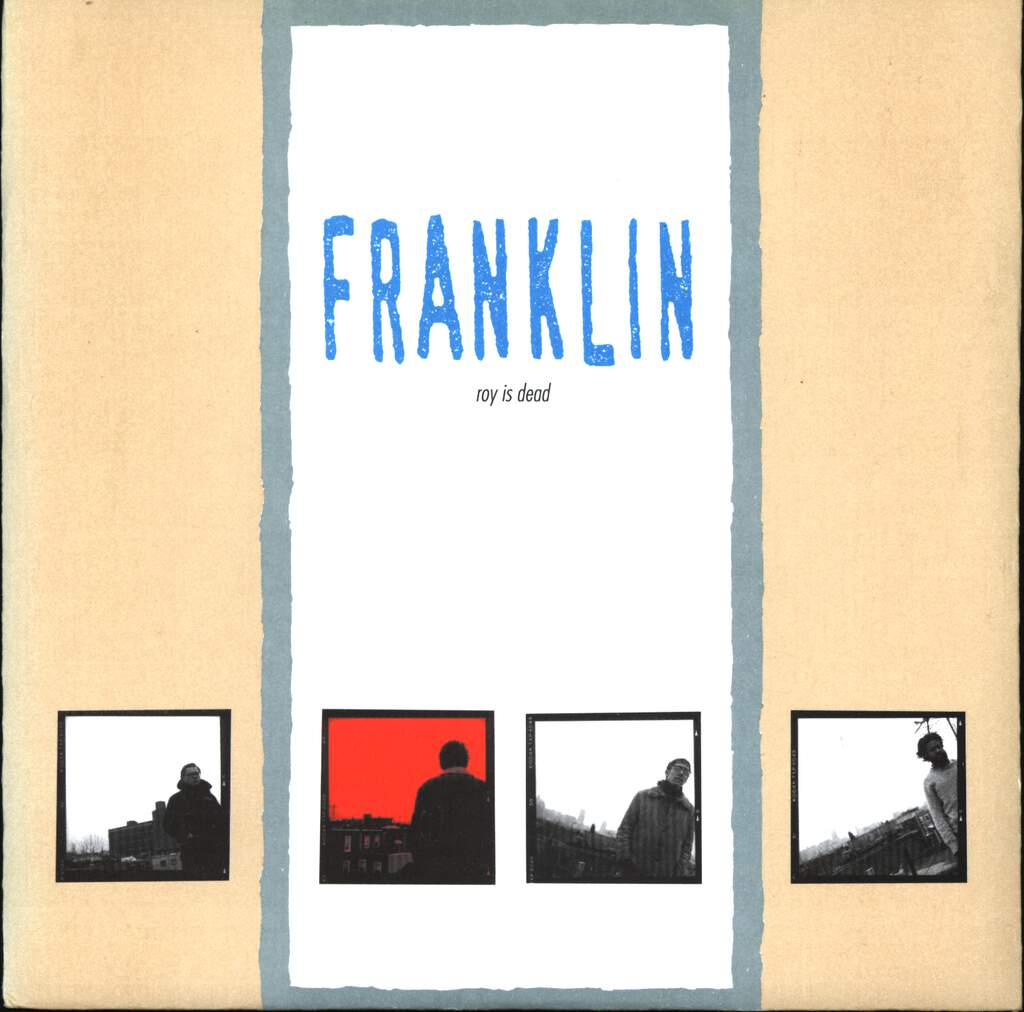 "Franklin: Roy Is Dead, 7"" Single (Vinyl)"