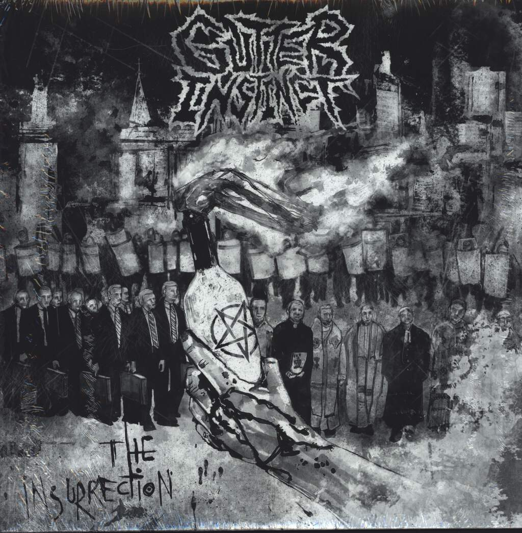 "Gutter Instinct: The Insurrection, 12"" Maxi Single (Vinyl)"