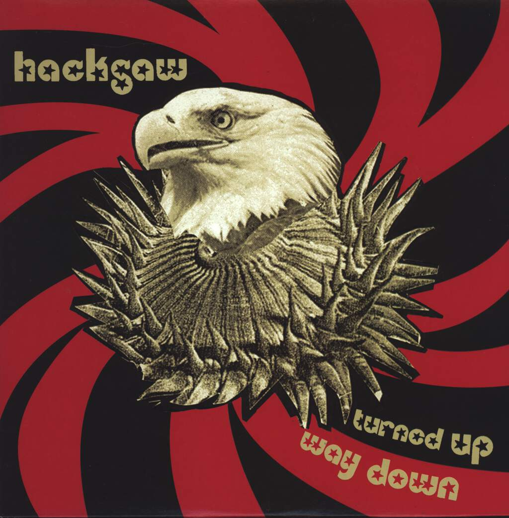 Hacksaw: Turned Up Way Down, LP (Vinyl)