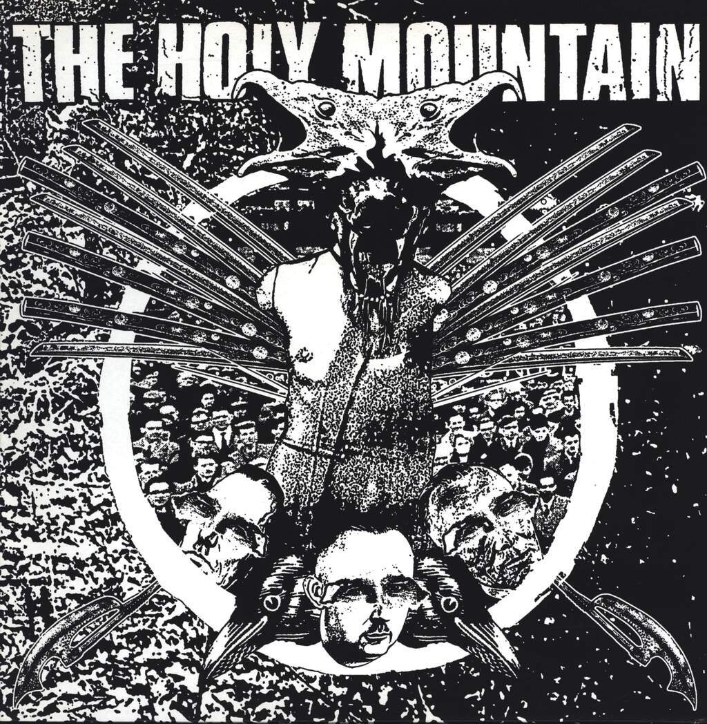 The Holy Mountain: Enemies EP, LP (Vinyl)