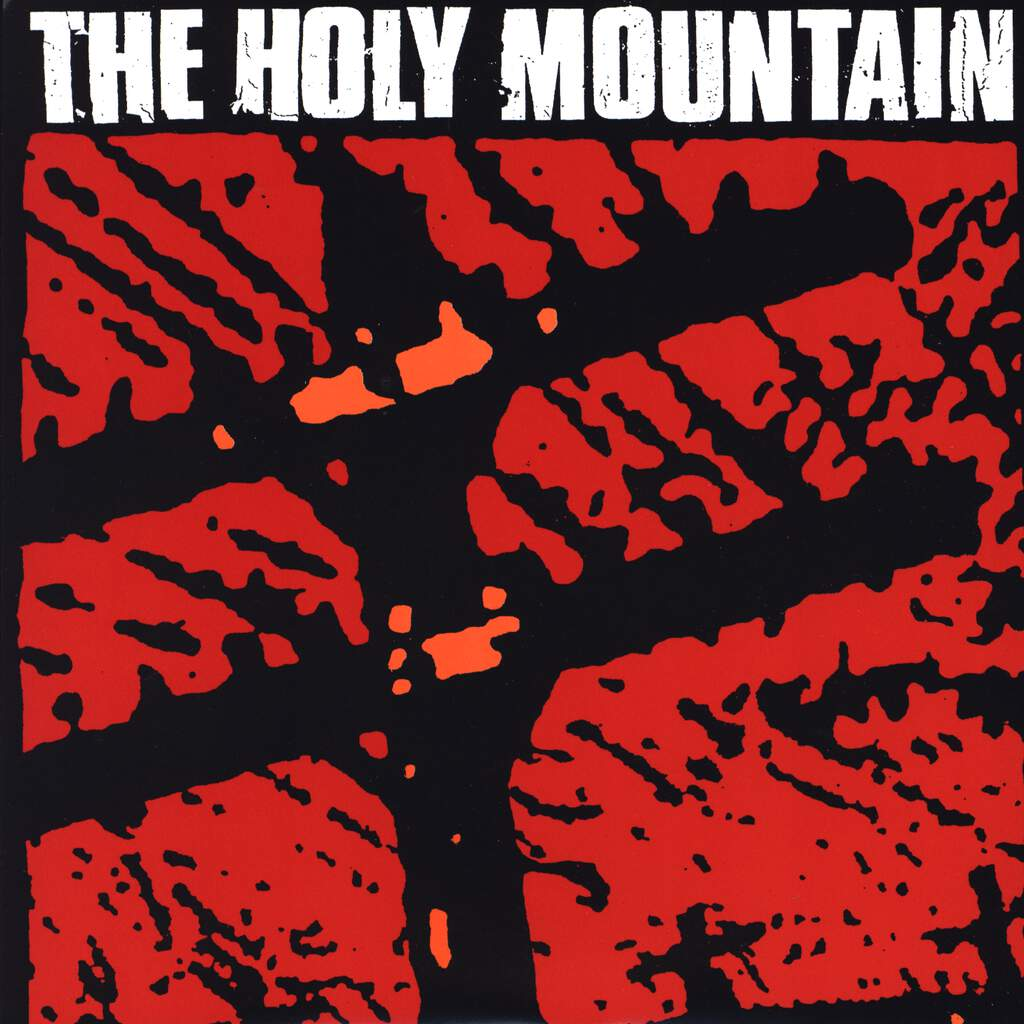 """The Holy Mountain: Your Face In Decline, 7"""" Single (Vinyl)"""