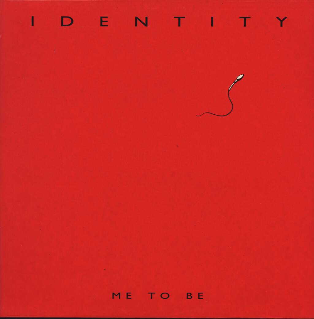 Identity: Me To Be, LP (Vinyl)