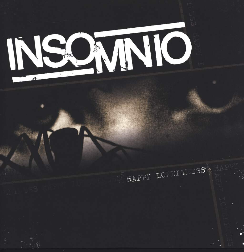 "Insomnio: Happy Loneliness, 12"" Maxi Single (Vinyl)"