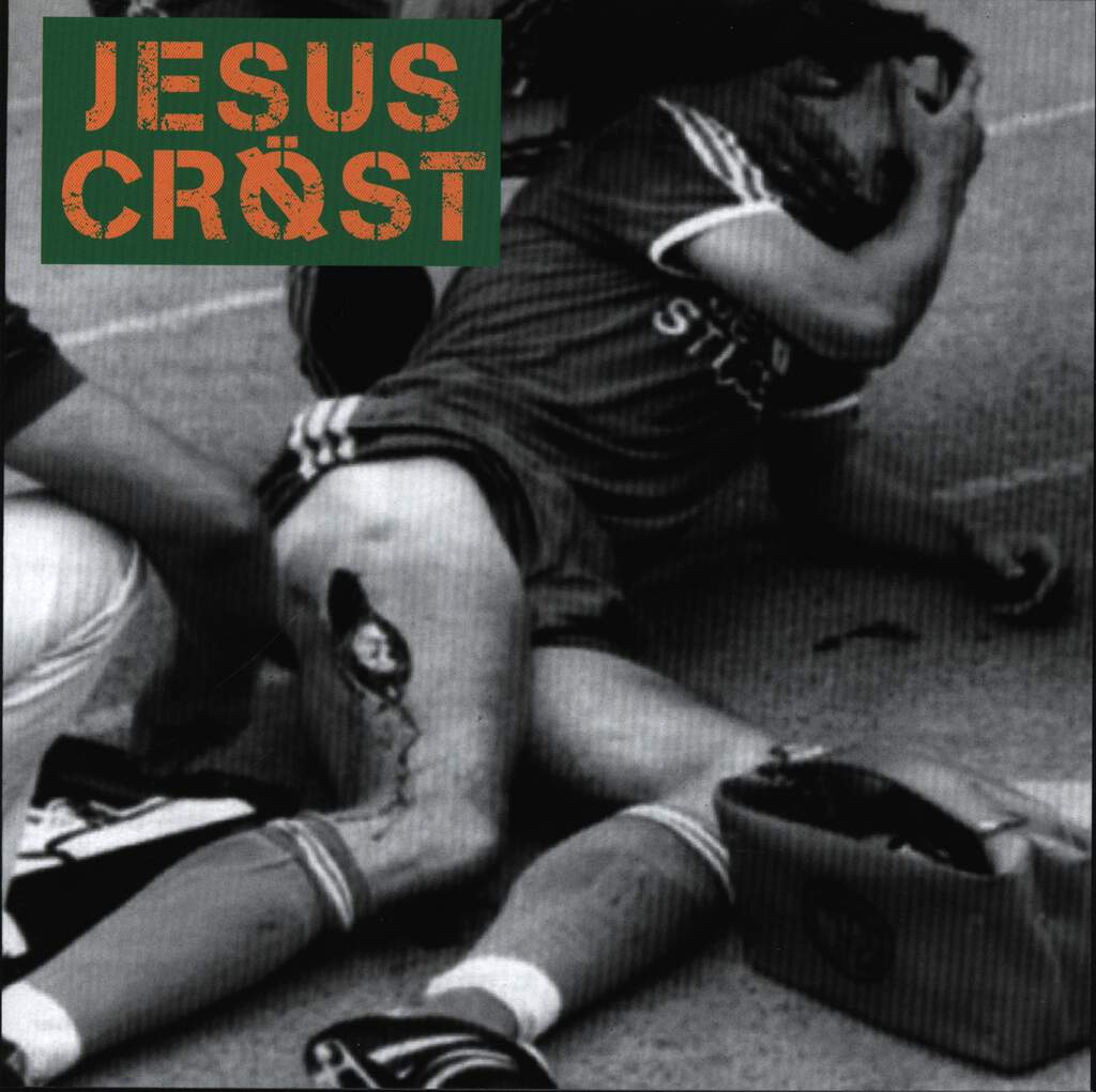 "Jesus Cröst: Fuck Powerviolence...This Is Groovy Gore Grind!, 7"" Single (Vinyl)"