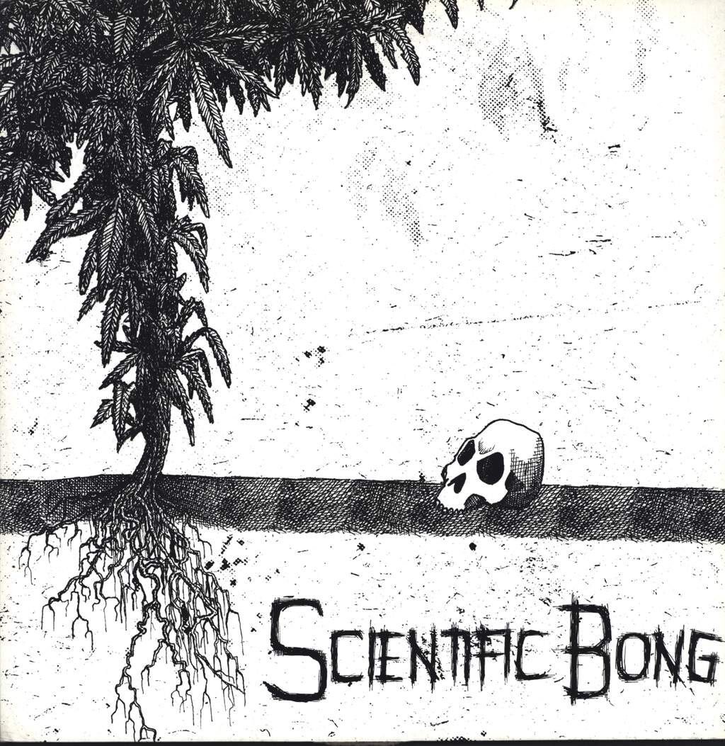Knifed: Knifed / Scientific Bong, LP (Vinyl)