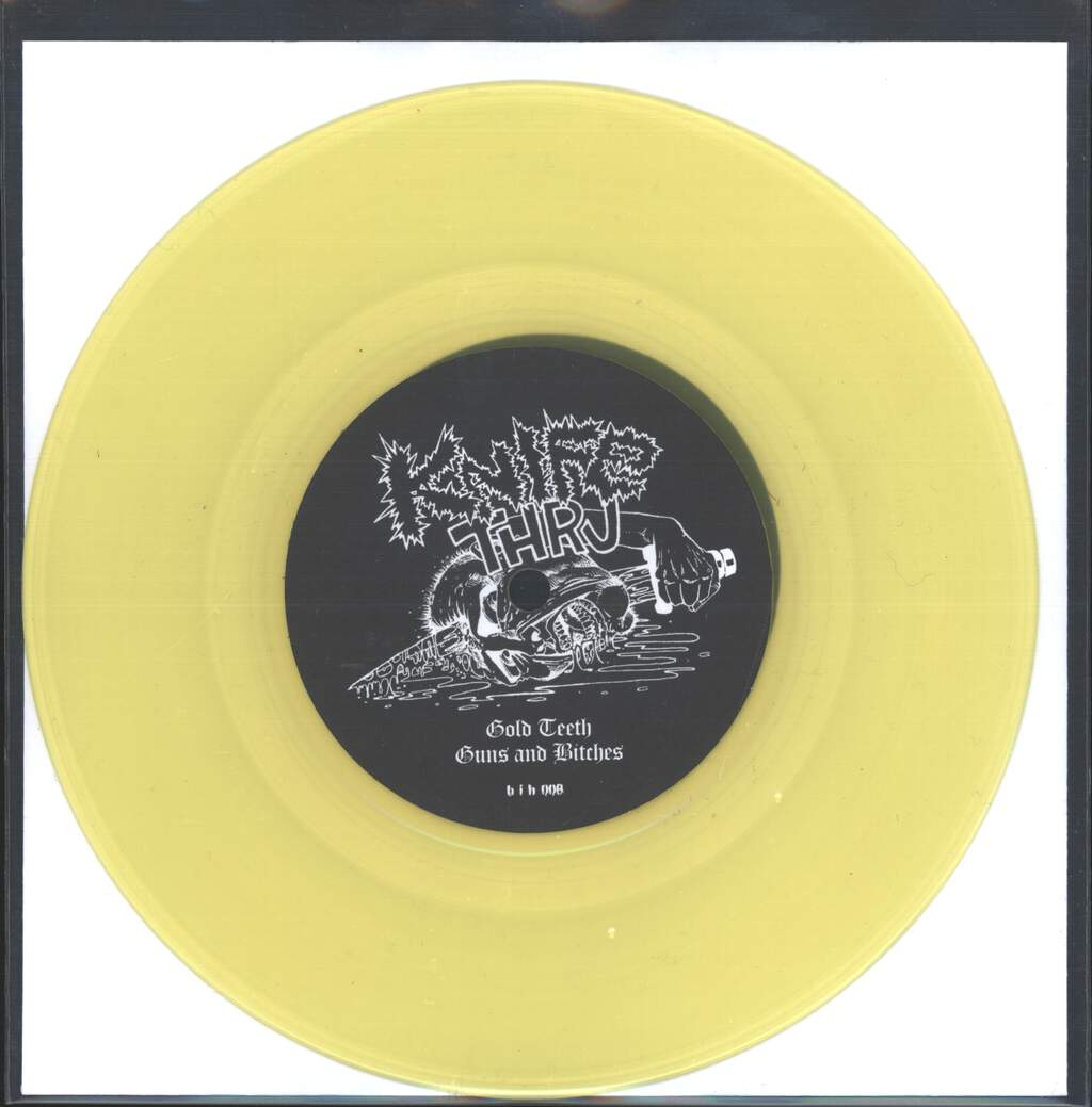 "Knifethruhead: Gold Teeth, Guns And Bitches, 7"" Single (Vinyl)"