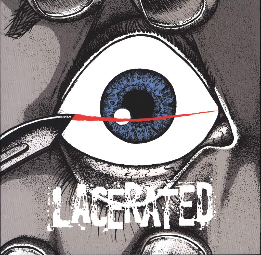 "Lacerated: Lacerated, 7"" Single (Vinyl)"