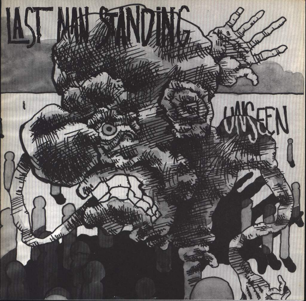 "Last Man Standing: Unseen, 7"" Single (Vinyl)"