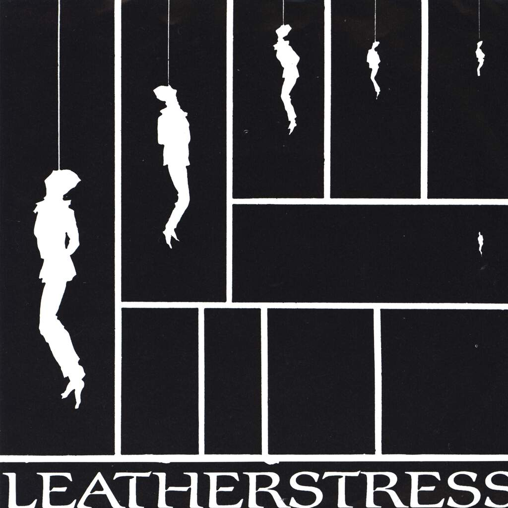 "Leatherstress: Up To You, 7"" Single (Vinyl)"