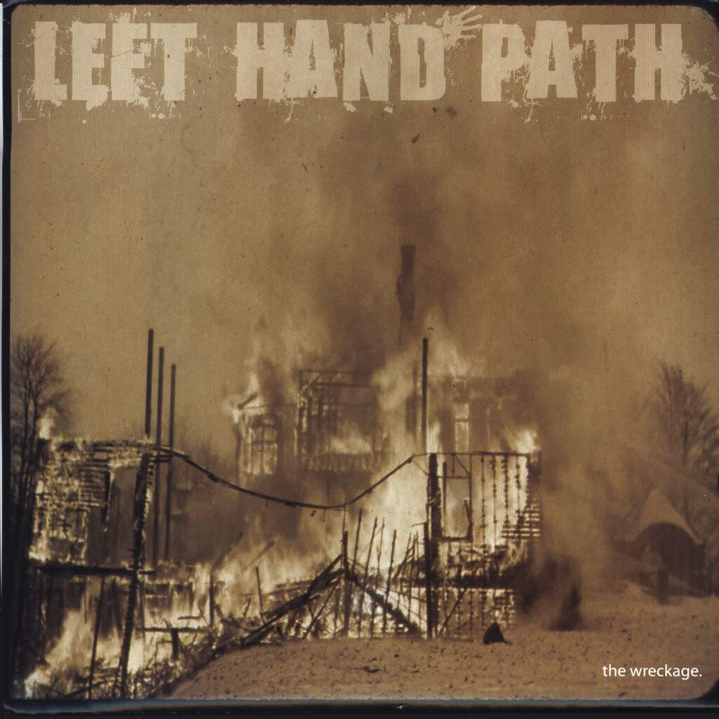 "Left Hand Path: The Wreckage, 7"" Single (Vinyl)"