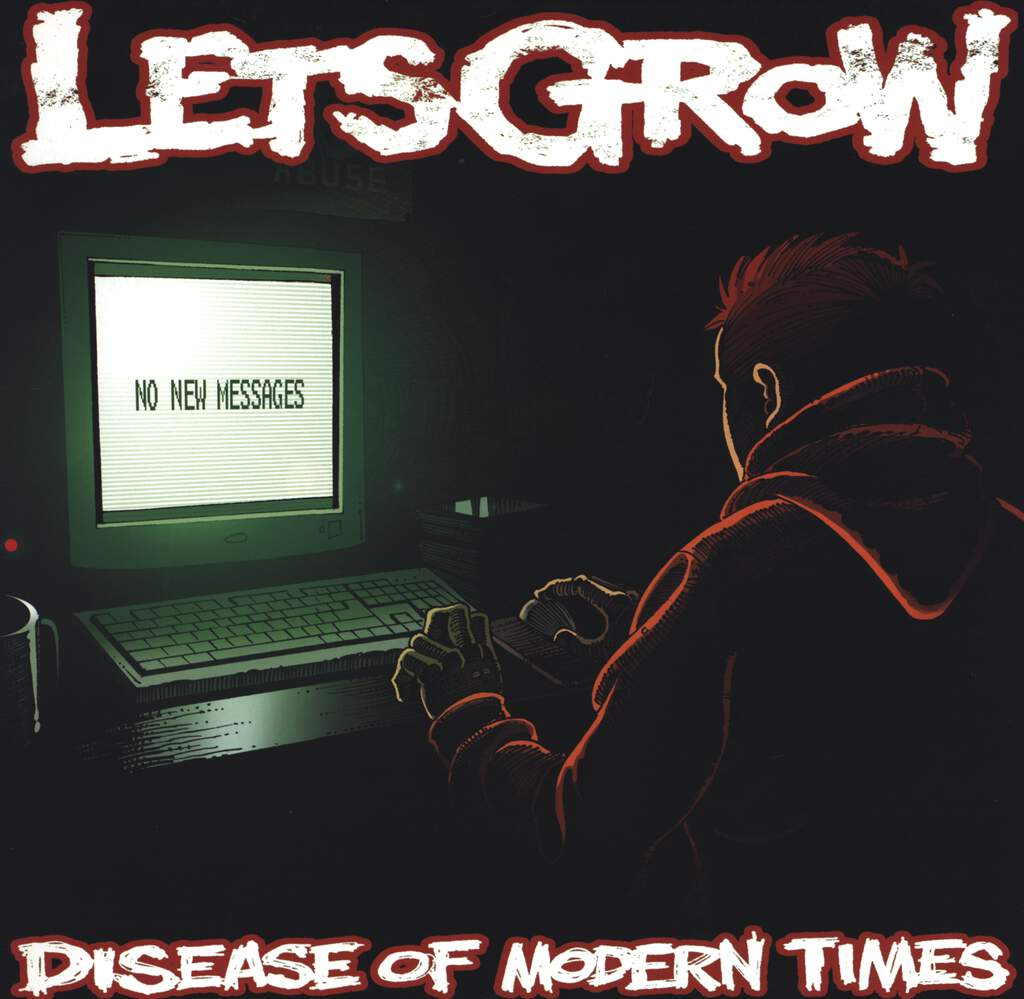 Lets Grow: Disease Of Modern Times, LP (Vinyl)