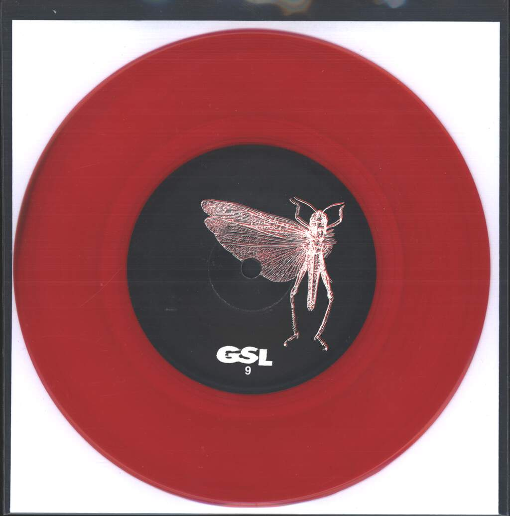 "The Locust: Locust, 7"" Single (Vinyl)"