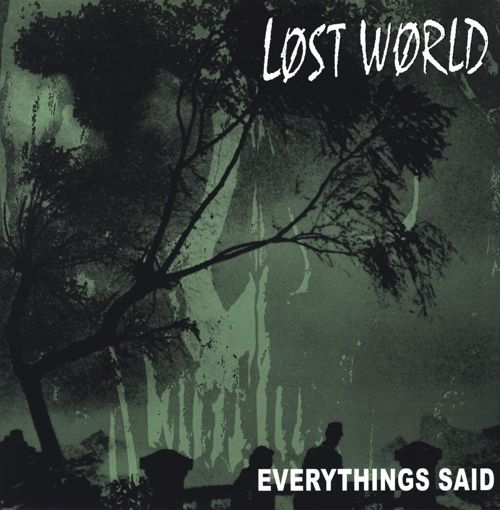 Lost World: Everything's Said, LP (Vinyl)