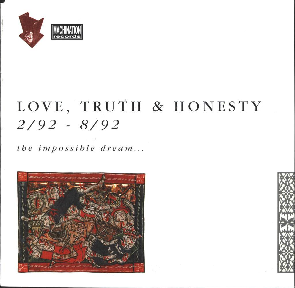 "Love, Truth & Honesty: The Impossible Dream..., 7"" Single (Vinyl)"