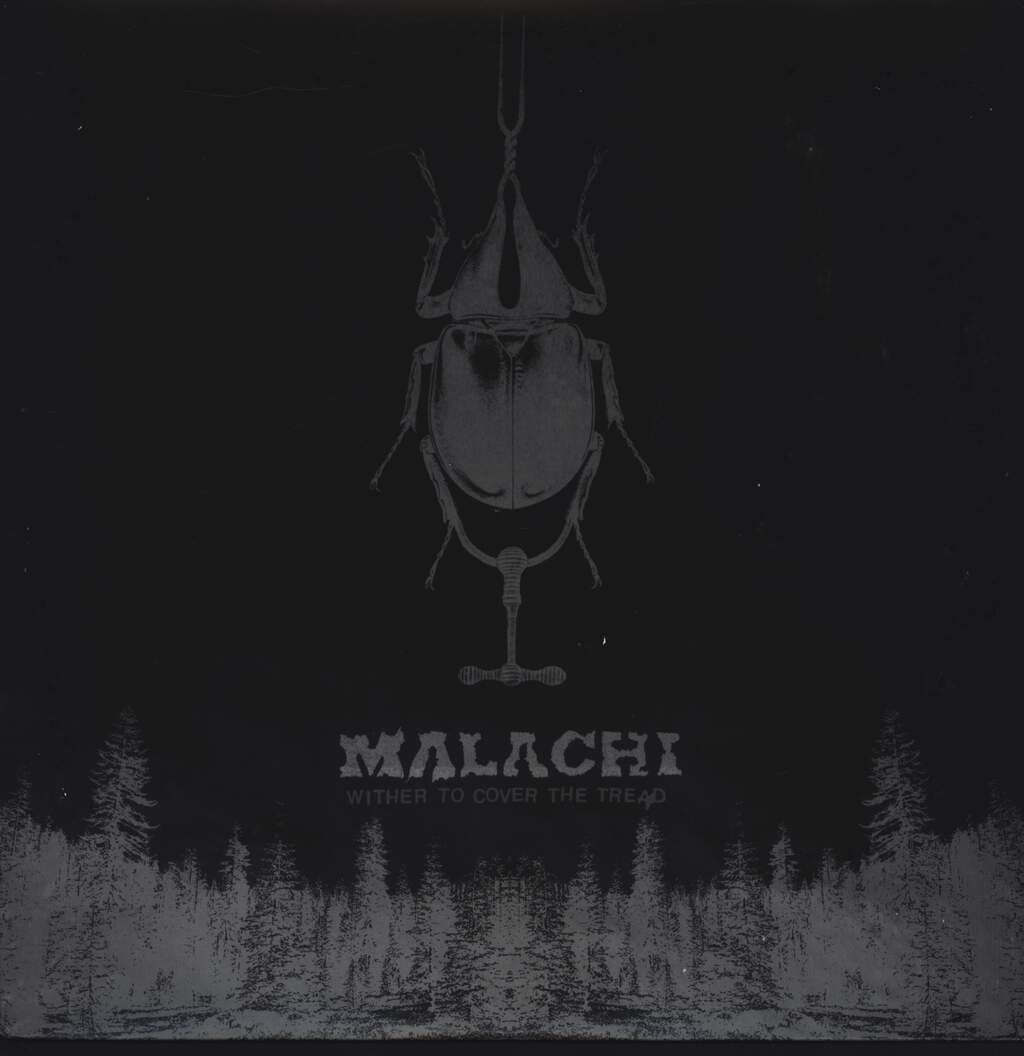 Malachi: Wither To Cover The Tread, LP (Vinyl)