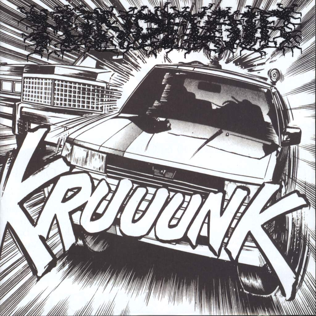 "Mindflair: Kruuunk / Bound To Be Numbered, 10"" Vinyl EP"