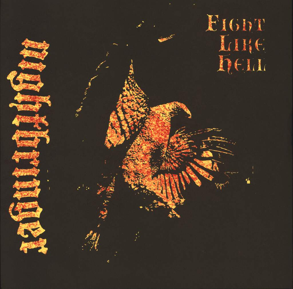 "Nightbringer: Fight Like Hell, 7"" Single (Vinyl)"