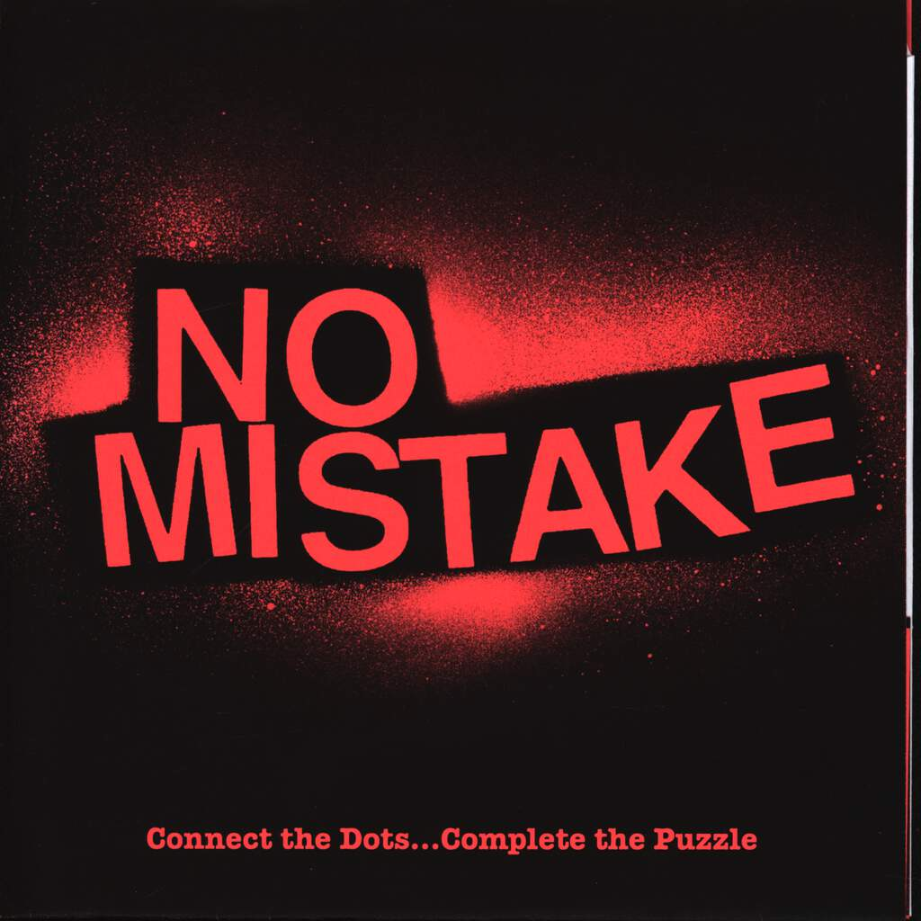 "No Mistake: Connect The Dots...Complete The Puzzle, 7"" Single (Vinyl)"