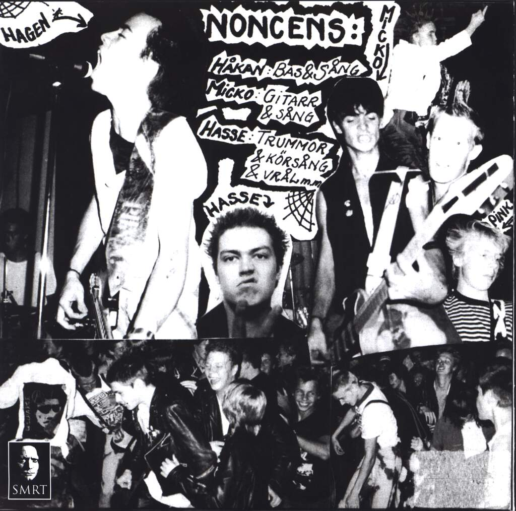 "Noncens: 6-Låtars Ep, 7"" Single (Vinyl)"