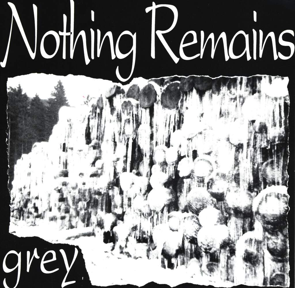 "Nothing Remains: Grey, 7"" Single (Vinyl)"