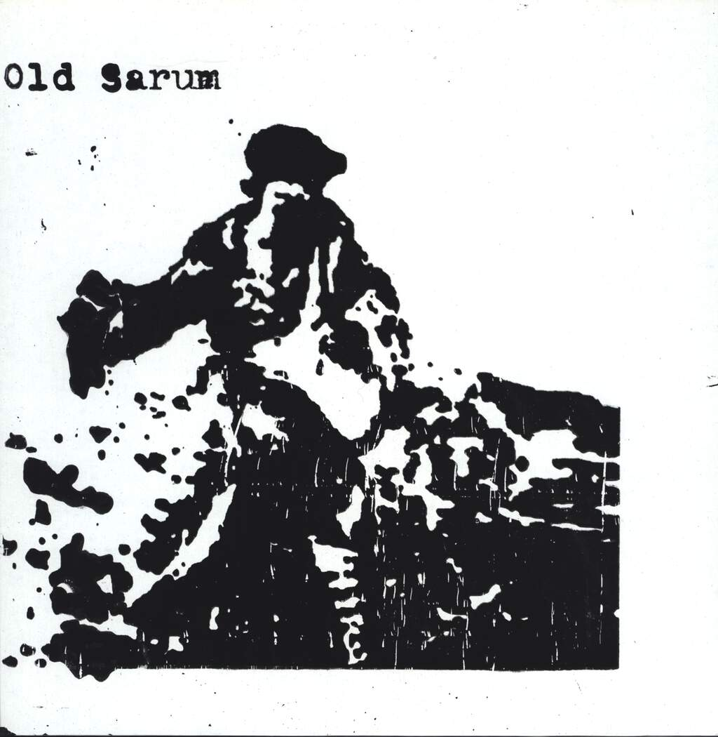 Old Sarum: Respiration In Times Of Desperation, LP (Vinyl)